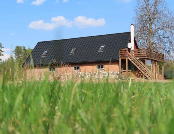 Salu jahimaja - aktiivne puhkus Lõuna-eestis