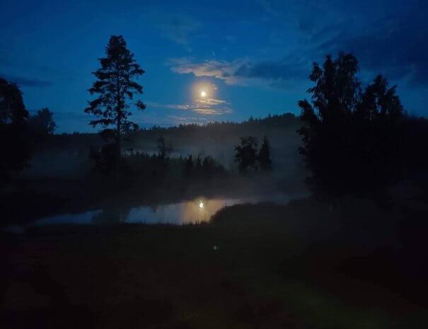 Salu jahimaja romantiline puhkus Lõuna-eestis